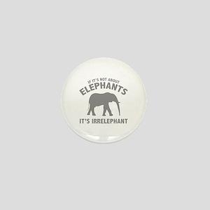 If It's Not About Elephants. It's Irrelephant. Min