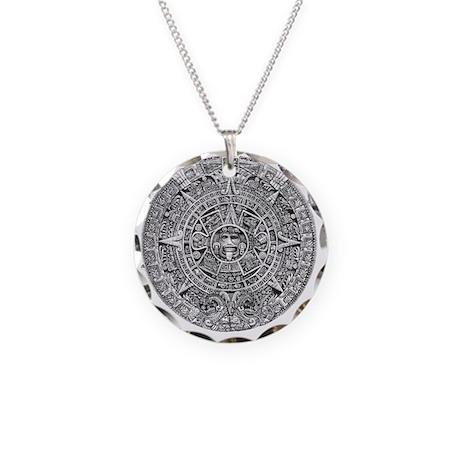 Aztec calendar stone wt 25 t necklace by admincp14506579 aztec calendar stone wt 25 t necklace aloadofball Images