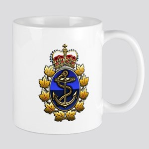 CF Naval Operations Command Logo Mug