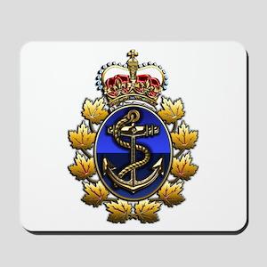 CF Naval Operations Command Logo Mousepad