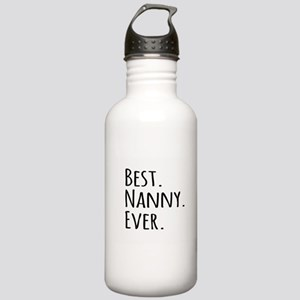 Best Nanny Ever Sports Water Bottle