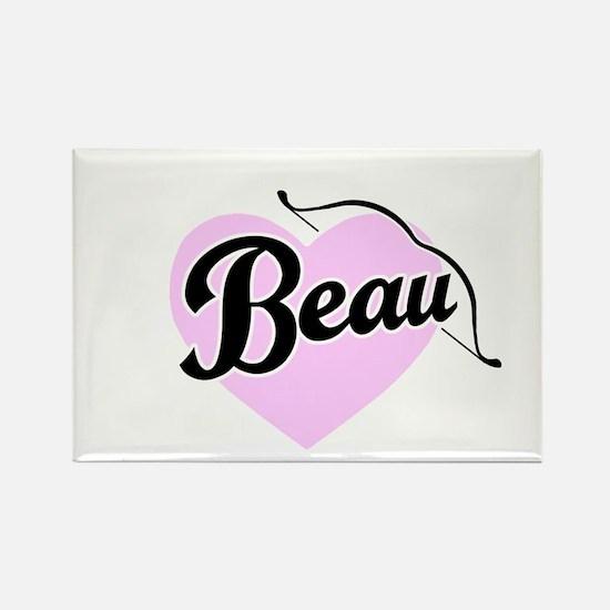 Beau Rectangle Magnet