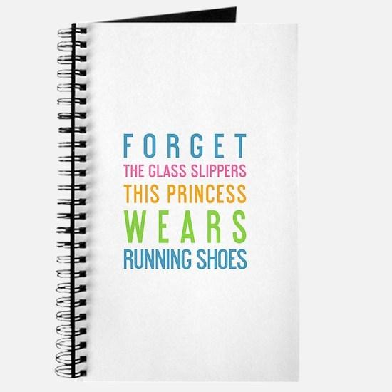 Cute Running Journal