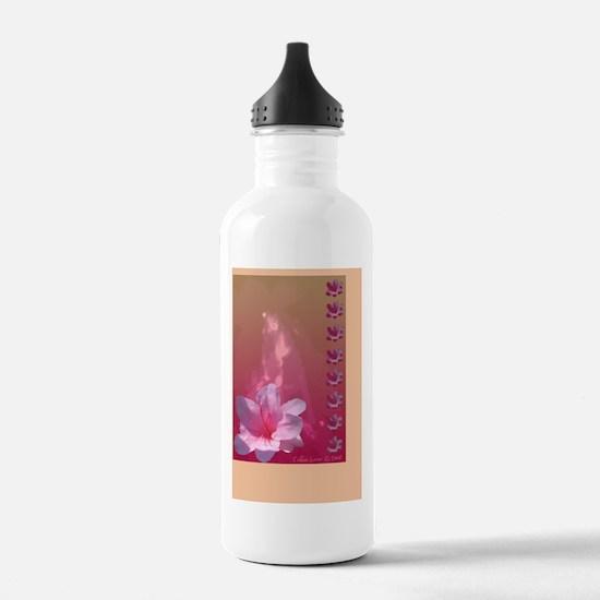 Cupid-postcard Water Bottle