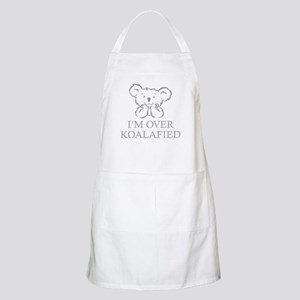 I'm Over Koalafied Apron