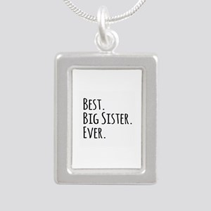Best Big Sister Ever Necklaces