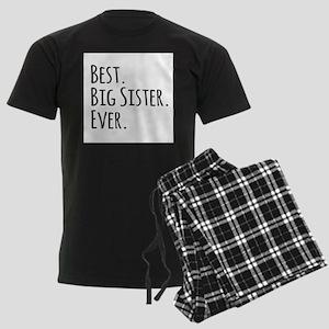 Best Big Sister Ever pajamas