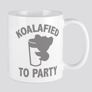 Koalafied To Party Mug