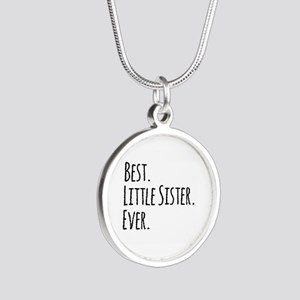 Best Little Sister Ever Necklaces