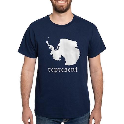 Representin' Antarctica