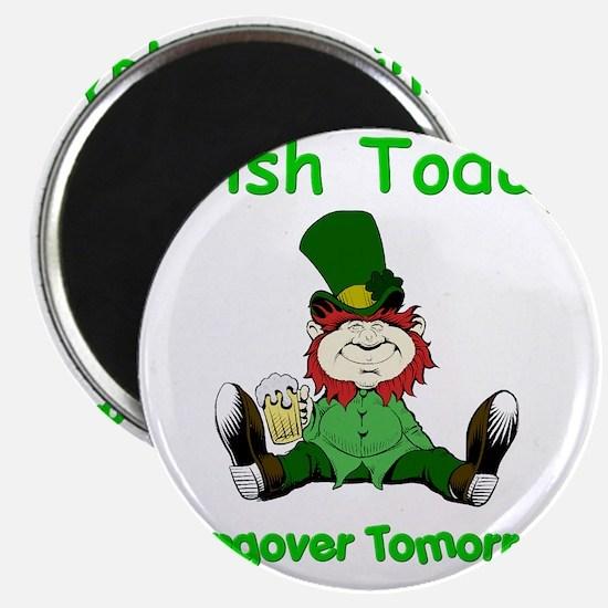 irish_today_hungover_b1 Magnet