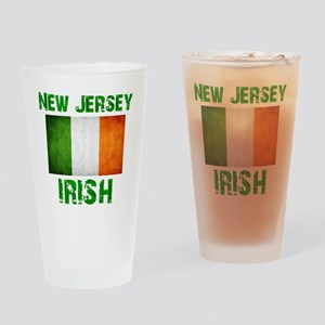 new_jersey_irish_2 Drinking Glass