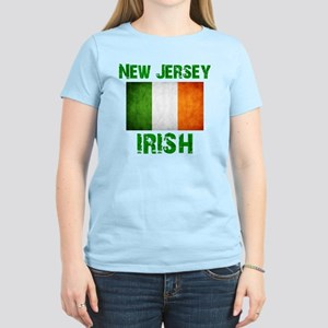 new_jersey_irish_2 Women's Light T-Shirt