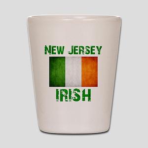 new_jersey_irish_2 Shot Glass