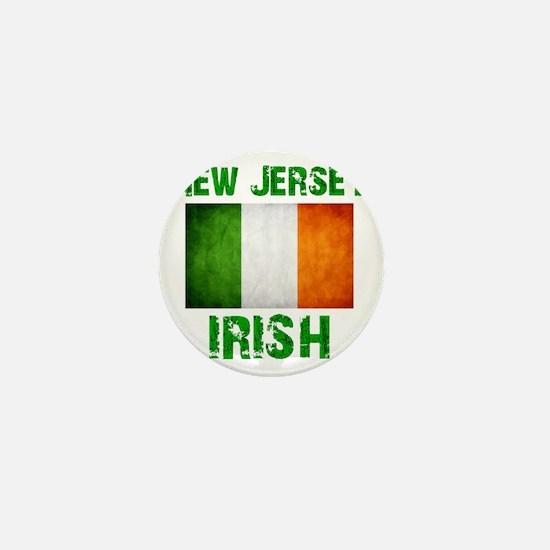new_jersey_irish_2 Mini Button