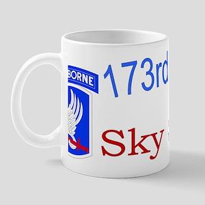 173rd ABN BDE CAP1 Mug