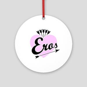 Eros Ornament (Round)