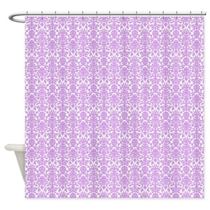 Purple Shower Curtains