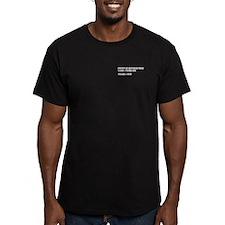 Stephen's Shawshank Design Men's Fitted T-Shirt (d