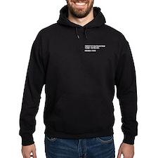 Stephen's Shawshank Design Hoodie (dark)