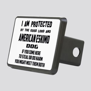 I am protected by the good Rectangular Hitch Cover