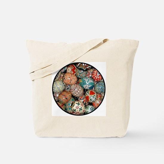Pysanky Group 1 Tote Bag