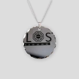 LOSTTV_LOSTDHRMA Necklace Circle Charm