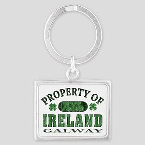property_galway Landscape Keychain