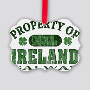 property_galway Picture Ornament