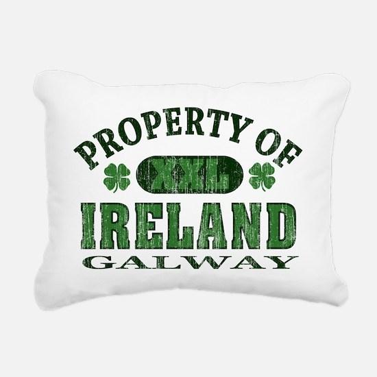 property_galway Rectangular Canvas Pillow