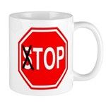 TOP Sign Mugs