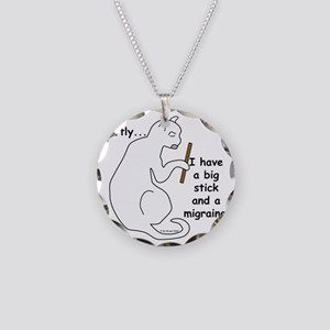 talksoftly Necklace Circle Charm