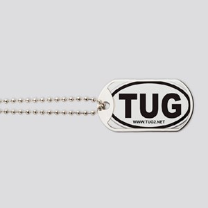 testtransparentlarge Dog Tags