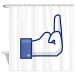 F-FB Shower Curtain