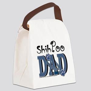 ShihpooDad Canvas Lunch Bag