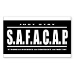SAFACAP Sticker