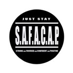 SAFACAP 3.5 Inch Button