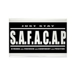 SAFACAP Rectangle Magnet