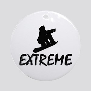 Extreme Ornament (Round)