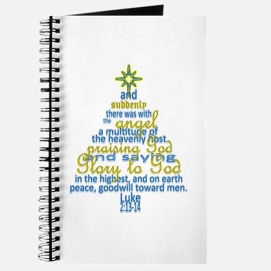 Luke 2:13-14 Journal