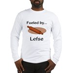 Fueled by Lefse Long Sleeve T-Shirt