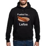 Fueled by Lefse Hoodie (dark)