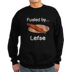 Fueled by Lefse Sweatshirt (dark)
