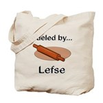 Fueled by Lefse Tote Bag