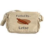 Fueled by Lefse Messenger Bag