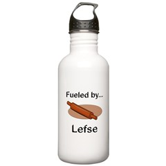 Fueled by Lefse Water Bottle