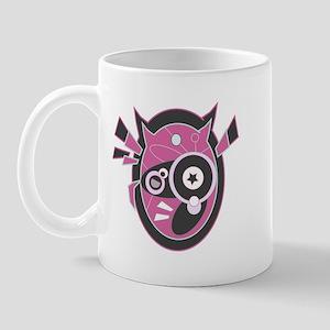 Timewarp Ninja-Bot Mug