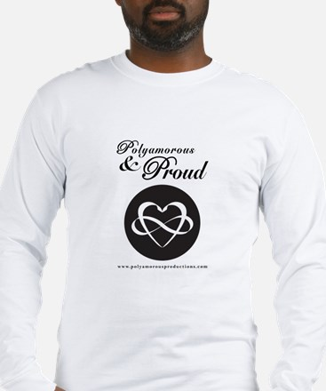 POLY and PROUD Long Sleeve T-Shirt