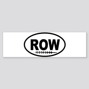 ROW2 Bumper Sticker