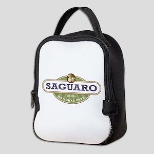 Saguaro National Park Neoprene Lunch Bag